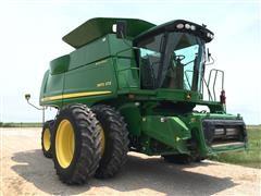 2009 John Deere 9870 STS Combine