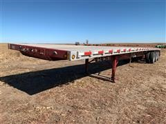2014 Doonan Specialized Platinum Tri/A Flatbed Trailer