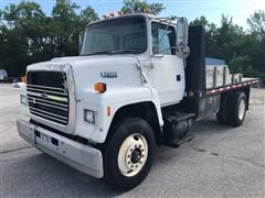 1993 Ford LN7000 Flatbed Truck