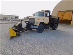1994 Ford L800 Dump Truck W/Plow