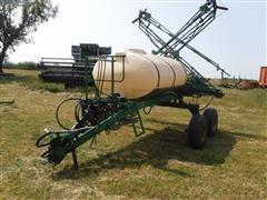 Pull Type 60' 750-Gal T/A Boom Sprayer
