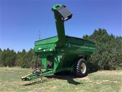 2007 J&M 1150-22D GrainStorm Grain Cart