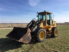 1998 John Deere TC44H Wheel Loader