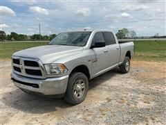 2014 Ram 2500 Heavy Duty 4x4 Pickup