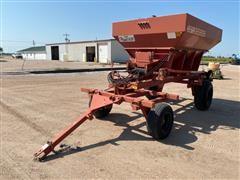 Tyler Fluid Air Ground Drive Fertilizer Spreader