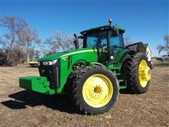 2012 John Deere 8360R MFWD Tractor