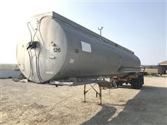 1968 Trailmobile F11S4CBI T/A Tanker Trailer