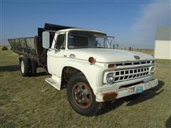 1965 Ford F-600 Dump Truck