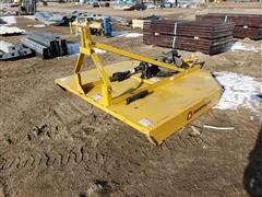 6' Wide Rotary Cutter