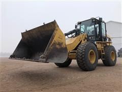 2004 Caterpillar 924G Highlift Wheel Loader