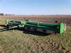 2008 John Deere 520 8R30 20' High Speed Flail Shredder