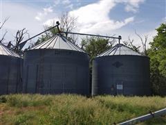 Chief & Hi-Plains Perfection Grain Bins