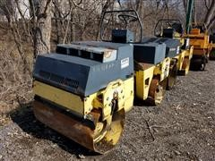Bomag BW 120 AD-3 Vibratory Smooth Drum Roller