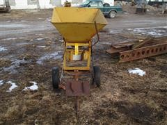 Farm Star Electric Grass Seeder