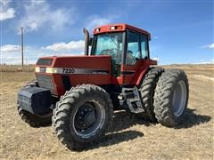 1996 Case IH 7220 MFWD Tractor