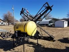 Top Air 45' 3-Pt Sprayer
