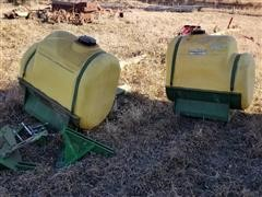 Snyder 260 Gal Saddle Tanks