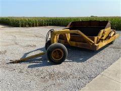 Soil Mover 95-RF Pull-Type Scraper