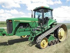 1999 John Deere 8400T Tracked Tractor