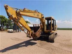 1991 Caterpillar 215D LC Crawler Hydraulic Excavator