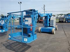 2012 Genie Z34/22N Boom Lift