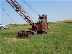 Unit 514 Drag Line Crane