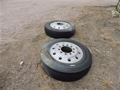 Yokohama 285/75 R 24.5 Tires & Rims