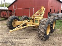 Wurdinger Farm Drainage Tile Plow