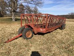 Apache FW2491 Feed Wagon