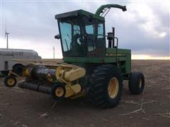 1978 John Deere 5460 Forage Harvester