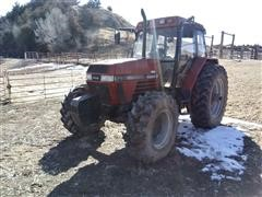 1997 Case IH 5250 MFWD Tractor