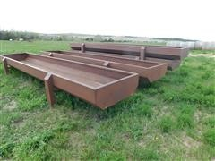 Ramsey Steel Feed Bunks