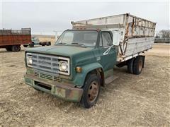 1974 GMC 6000 Beet Truck