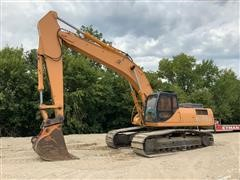 2003 Case CX460 Hydraulic Excavator