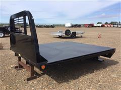 2015 Cadet Western Pickup Flatbed