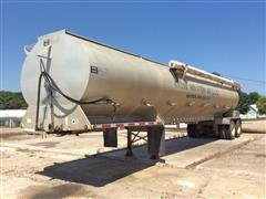2002 CEI Pacer AT35L T/A Feed Trailer