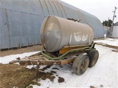 T/A Bulk  Chemical Trailer