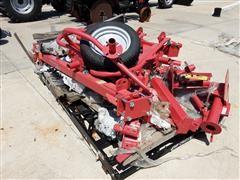2017 Mahindra MWR 10 Wheel Hay Rake