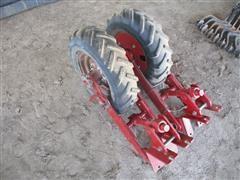 Case IH 1200 Drive Wheels