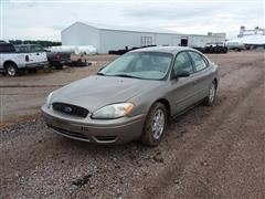 2007 Ford Taurus 4 Door Sedan