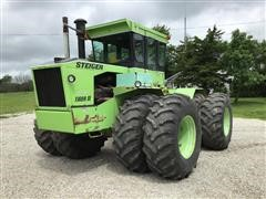 Steiger Turbo Tiger II ST-320 4WD Tractor