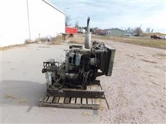 Detroit Diesel Pump Motor