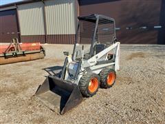 Bobcat M-371 Skid Steer