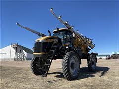 2015 AGCO RoGator RG1300B Self-Propelled Dry Spreader