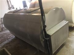 Mueller V Bulk Milk Tank