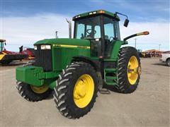 2001 John Deere 7810 MFWD Tractor
