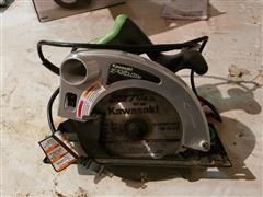 Kawasaki Circular Saw