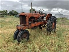 Allis-Chalmers WD-45 2WD Tractor