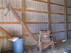 Davis Krimper Kracker Roller Mill