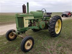 1958 John Deere 720 2WD Tractor
